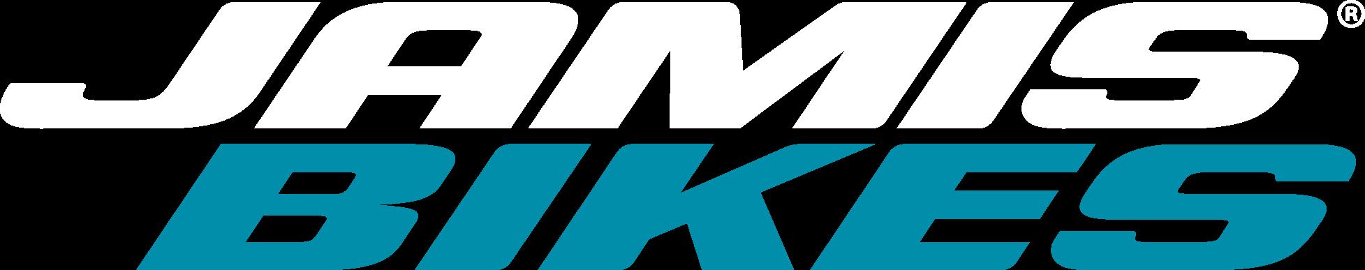 Jamis Bikes Logo Dark Background
