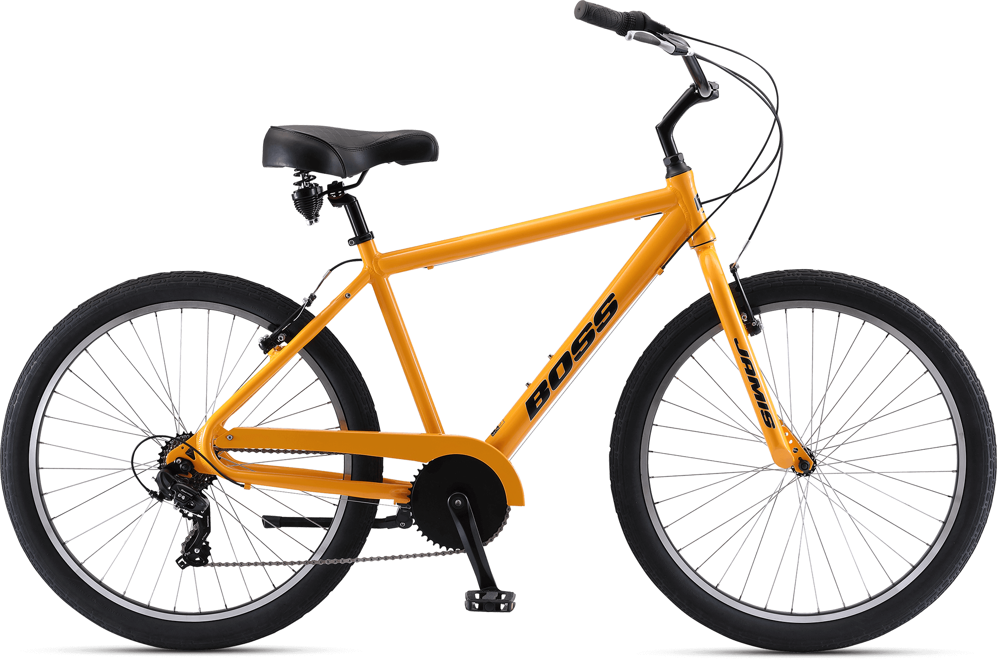 Jamis Boss Cruiser 7-Sp Amber Wave