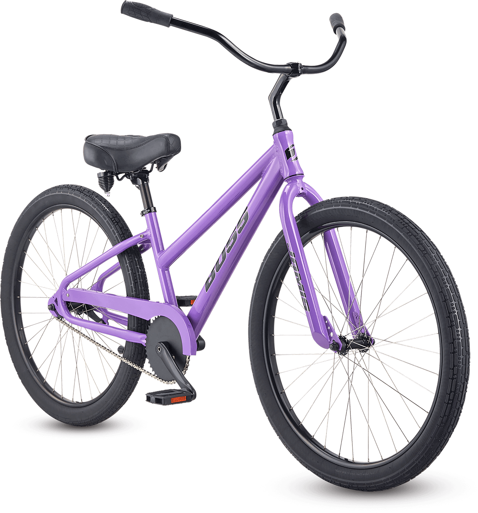 Jamis® Boss® Cruiser Coaster Step-Over Vivid Violet