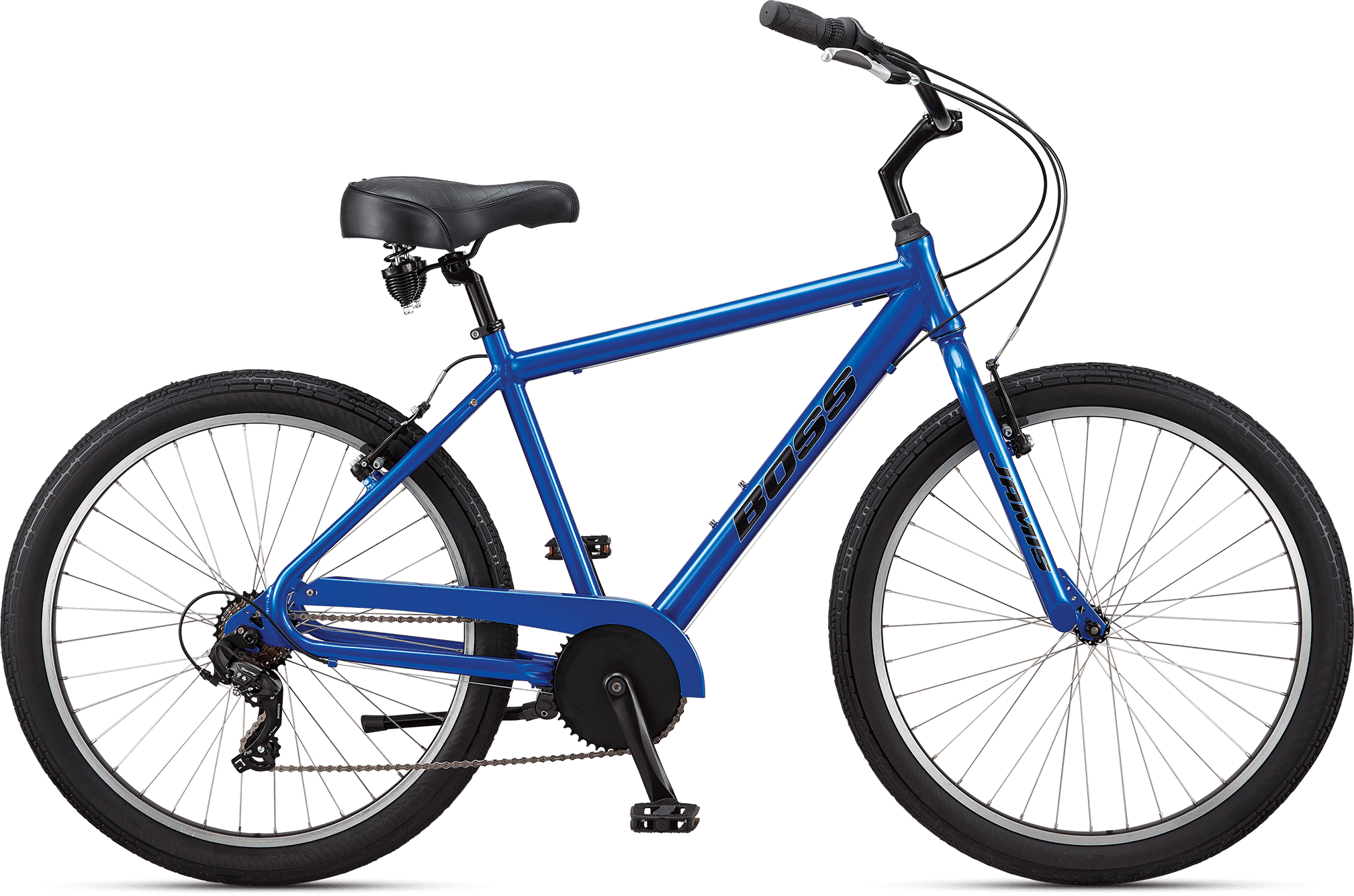 Jamis® Boss® Cruiser 7 Blueberry