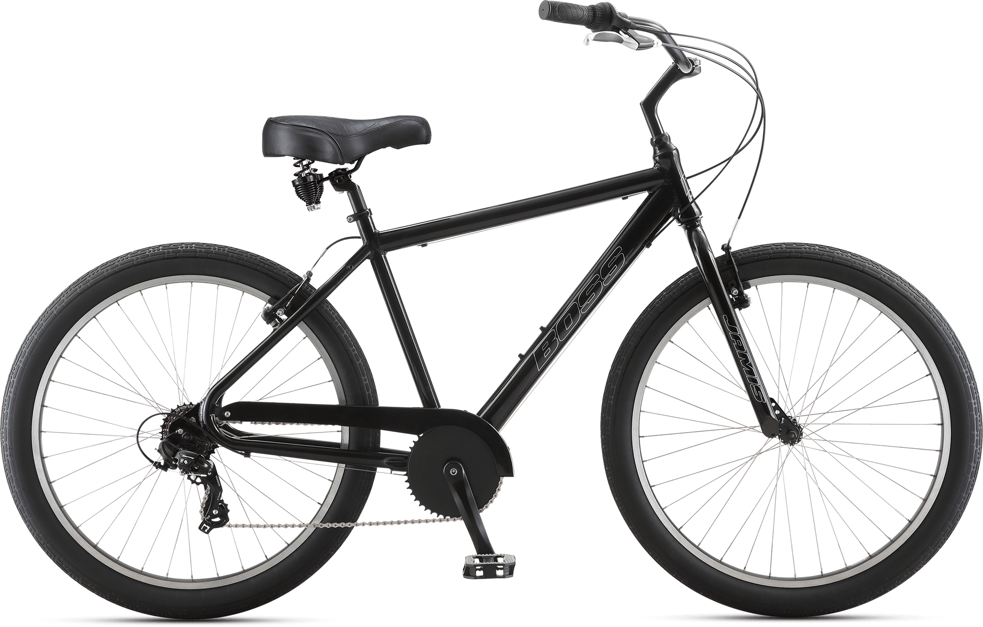 Jamis® Boss® Cruiser 7 Gloss Black