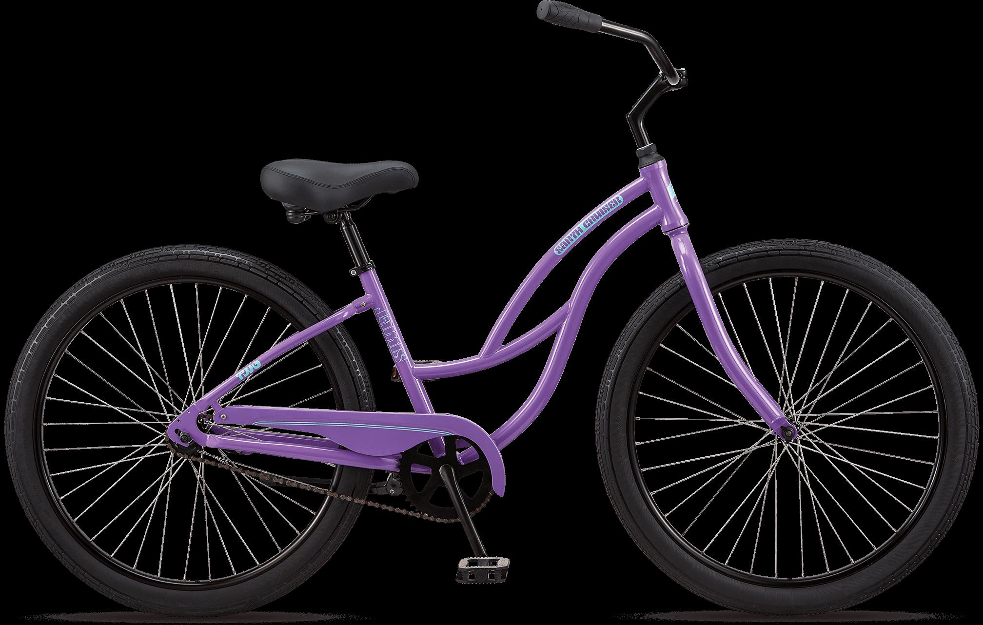 Jamis® Earth Cruiser® 2 Step-Thru Vivid Violet