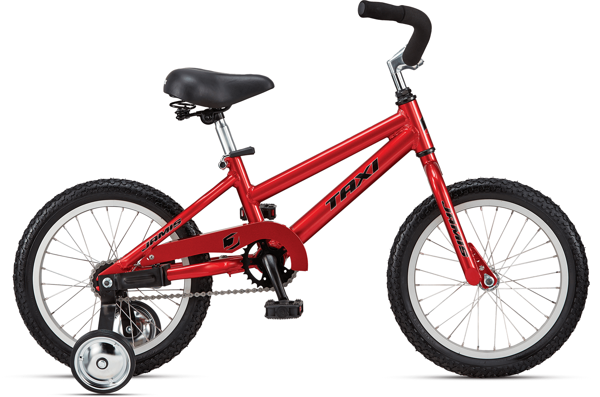 """Jamis® Taxi® 16"""" Monterey Red"""