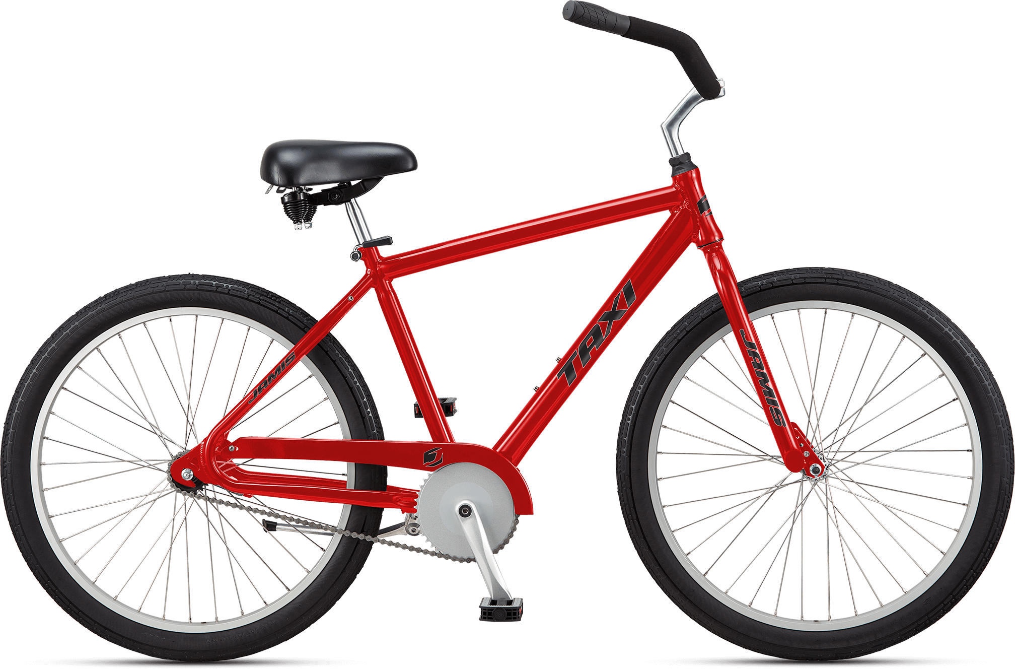 Jamis® Taxi® Monterey Red