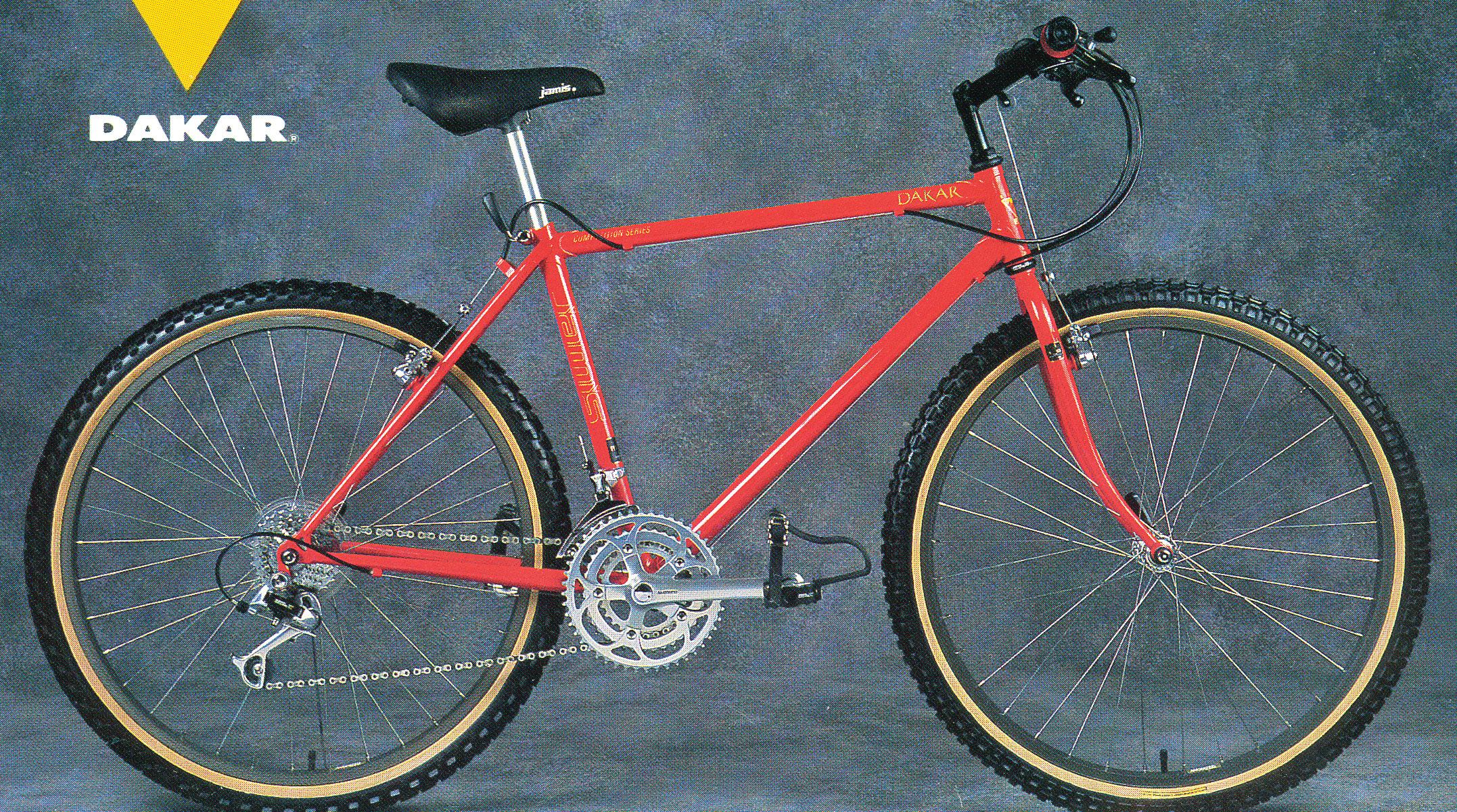 1987 Jamis® Dakar®